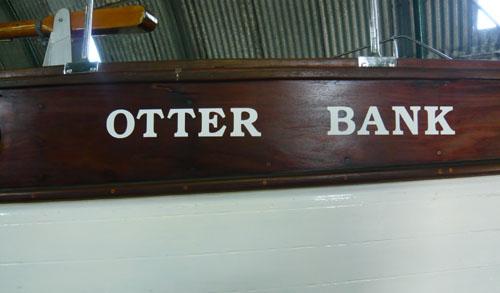 Otter Bank-name