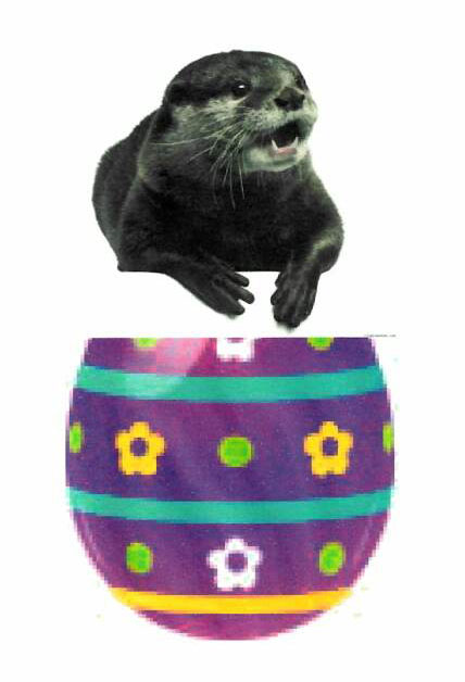 Nemo in Easter Egg